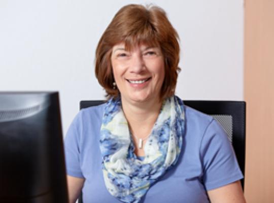 Birgit Gipperich (Buchhaltung)