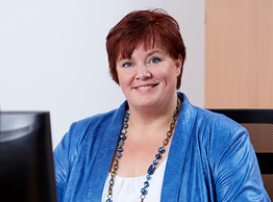 Andrea Schütte (Buchhaltung)